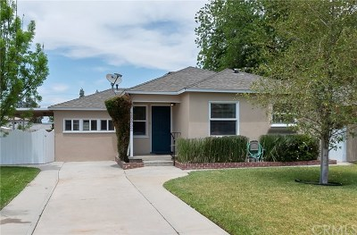 Loma Linda Single Family Home For Sale: 25832 Miramonte Street