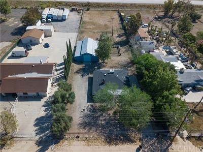 San Bernardino Single Family Home For Sale: 18910 Cajon Boulevard