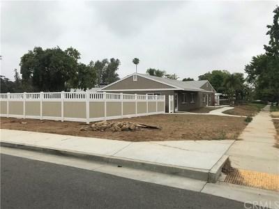 Redlands Single Family Home For Sale: 940 Stillman Avenue