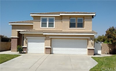 Yucaipa Single Family Home For Sale: 11630 Doral Court