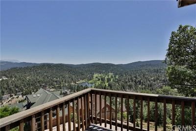 Lake Arrowhead Single Family Home For Sale: 26625 Kings Court