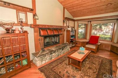 Lake Arrowhead Single Family Home For Sale: 225 Birchwood Drive