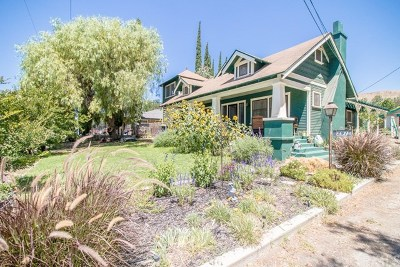 Banning Single Family Home For Sale: 391 W Gilman Street