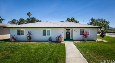 Banning Single Family Home For Sale: 3424 W Nicolet Street