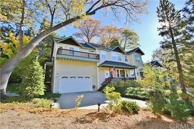 Lake Arrowhead Single Family Home For Sale: 27160 Ironwood Lane