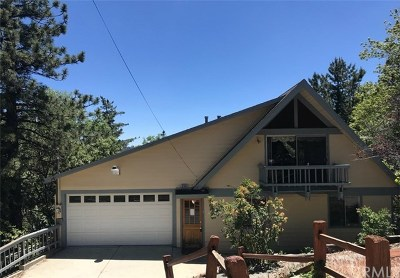 Running Springs Area Single Family Home For Sale: 32405 Scandia Drive
