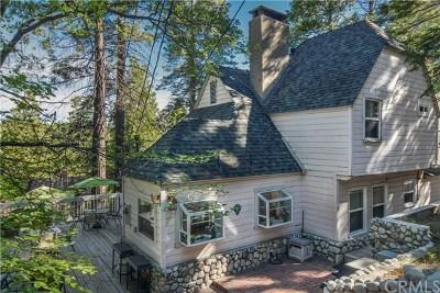 Lake Arrowhead Single Family Home For Sale: 27693 Lakes Edge Road