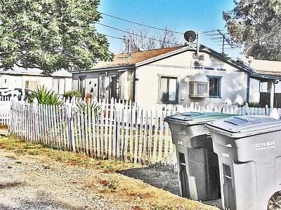 Calimesa Multi Family Home For Sale: 1015 3rd Street