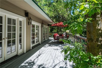 Blue Jay Single Family Home For Sale: 405 Blue Jay Canyon Road