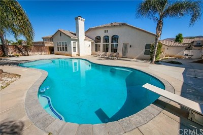 Yucaipa Single Family Home For Sale: 36321 Canyon Terrace Drive