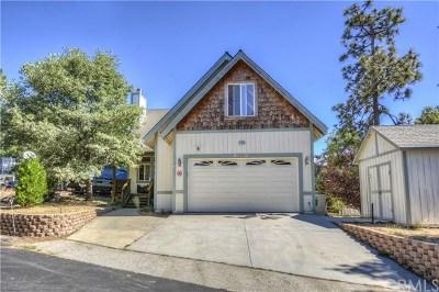Lake Arrowhead CA Single Family Home For Sale: $495,000