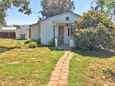 Calimesa Single Family Home For Sale: 1015 3rd Street