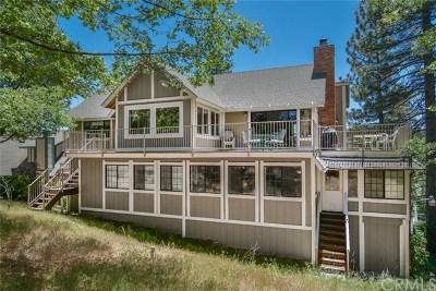 Lake Arrowhead CA Single Family Home For Sale: $799,000