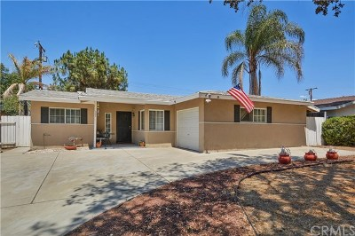 Redlands Single Family Home For Sale: 247 Hartzell Avenue