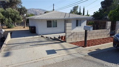 Banning Single Family Home For Sale: 866 E George