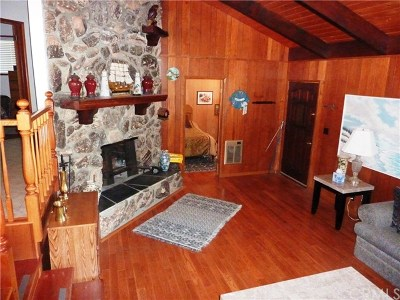 Crestline Single Family Home For Sale: 23764 Zurich Drive
