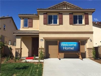 San Bernardino Single Family Home For Sale: 3793 Bilberry Road