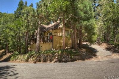 Lake Arrowhead Single Family Home For Sale: 380 Castle Gate Road