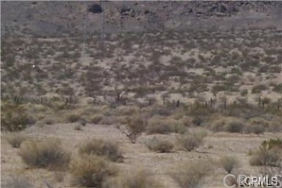 Newberry Springs Residential Lots & Land For Sale: Mannix