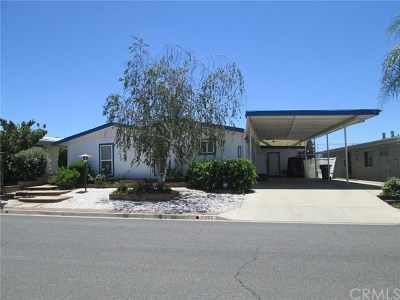 Cherry Valley Single Family Home For Sale: 10020 Frontier
