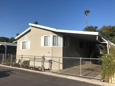 Riverside Mobile Home For Sale: 3825 Crestmore Road