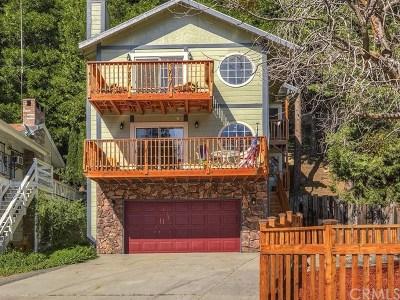 Crestline Single Family Home For Sale: 24678 Lake Drive