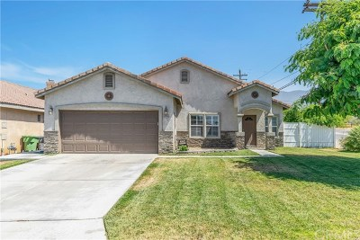 Cherry Valley Single Family Home For Sale: 39798 Baldi Court