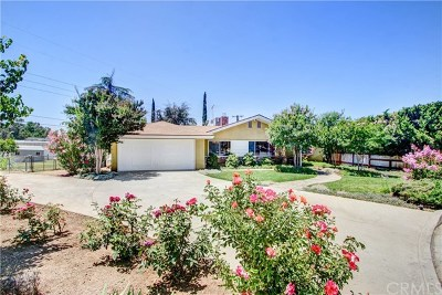 Yucaipa Single Family Home For Sale: 36143 Golden Gate Drive
