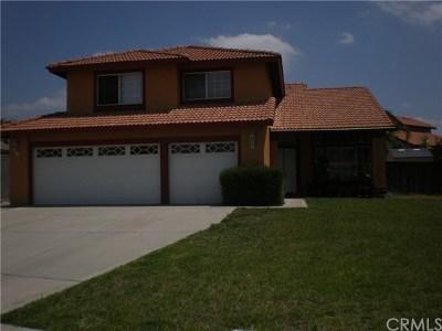 Rialto Single Family Home For Sale: 2586 W Via Verde Drive
