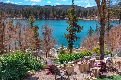 Lake Arrowhead Single Family Home For Sale: 28175 N Shore Road