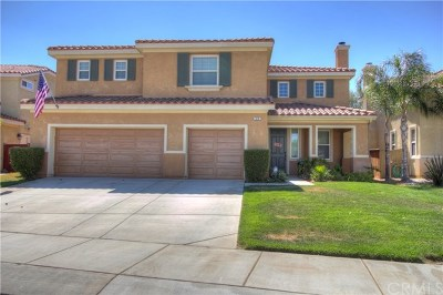 Beaumont Single Family Home For Sale: 919 Del Sol Way