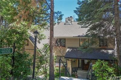 Lake Arrowhead Condo/Townhouse For Sale: 27476 White Fir