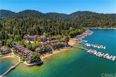 Lake Arrowhead Condo/Townhouse For Sale: 184 State Highway 173 #9