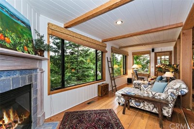 Lake Arrowhead Single Family Home For Sale: 450 State Hwy 173