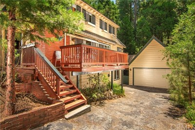 Lake Arrowhead Single Family Home For Sale: 141 Marshall Road