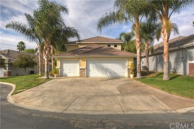 Redlands Single Family Home For Sale: 1804 Morning Dove Lane