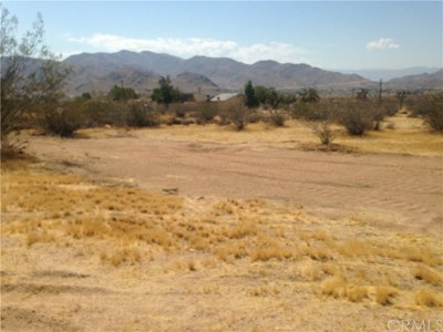 Apple Valley Residential Lots & Land For Sale: Pala Lane