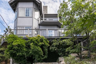 Lake Arrowhead Single Family Home For Sale: 27668 St Bernard Drive