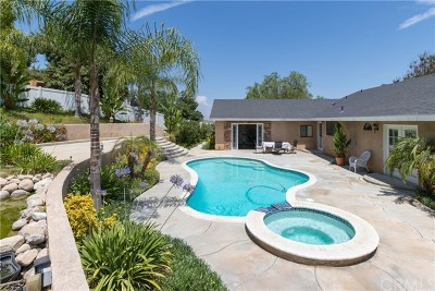 Redlands Single Family Home For Sale: 31453 Knoll Drive