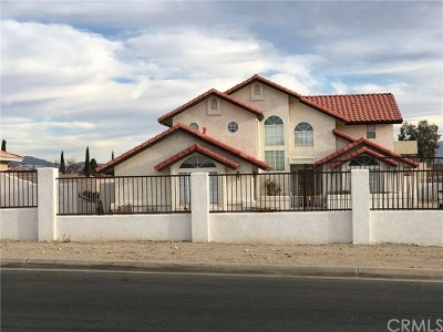 Apple Valley Single Family Home For Sale: 16239 Kamana Road