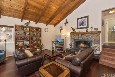 Crestline Single Family Home For Sale: 508 Delle Drive