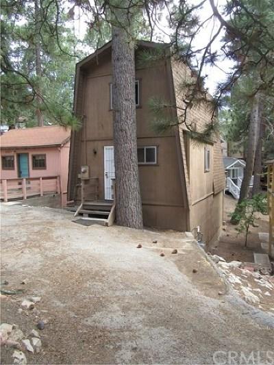 Arrowbear Single Family Home For Sale: 33085 Robin Lane