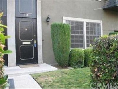 Redlands Condo/Townhouse For Sale: 134 Carrie Lane