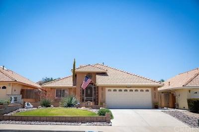 Hemet Single Family Home For Sale: 2581 La Paz Avenue