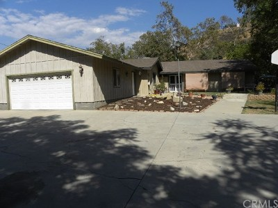 Mentone Single Family Home For Sale: 2355 Bonview Drive