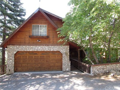 Lake Arrowhead Single Family Home For Sale: 28875 Potomac Drive