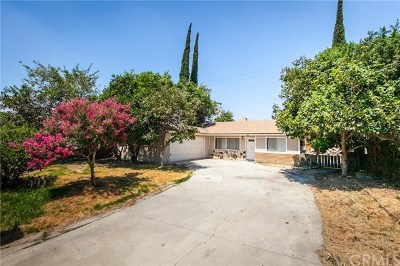 Loma Linda Single Family Home For Sale: 1922 Gould Street