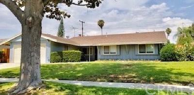 Redlands Single Family Home For Sale: 955 Coronado Drive