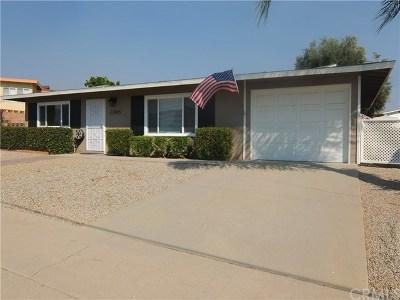 Yucaipa Single Family Home Active Under Contract: 11905 Peach Tree Road