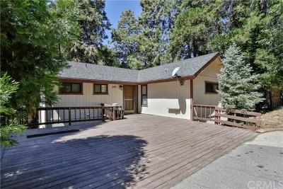 Crestline Single Family Home For Sale: 1208 Arbula Drive